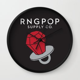 RNGPOP Wall Clock