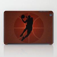 lakers iPad Cases featuring SLAM DUNK - JORDAN by alexa
