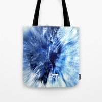 skateboard Tote Bags featuring skateboard by  Agostino Lo Coco