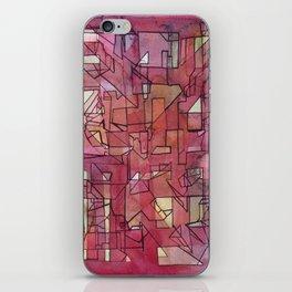 raspberries (archigraph series #3) iPhone Skin