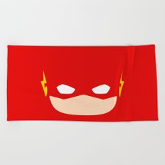 Flash Look Beach Towel