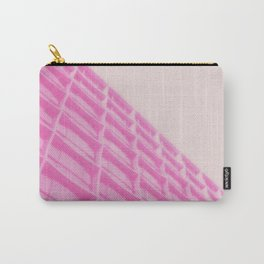 Pink Building Carry-All Pouch
