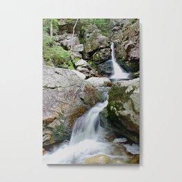 Kinsman Falls Metal Print