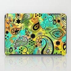 Crazy Paisley iPad Case