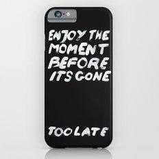 IT'S GONE Slim Case iPhone 6s