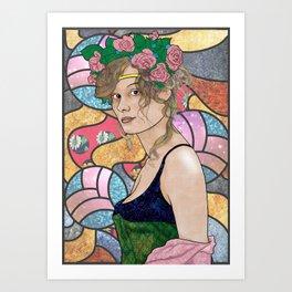 Deco Chic Art Print