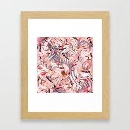 Tropical Mood II. Framed Art Print