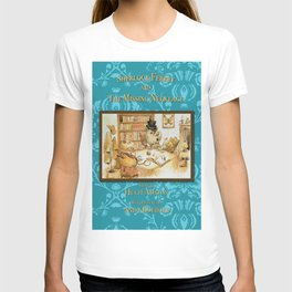Sherlock Ferret and the Missing Necklace (cover) T-shirt