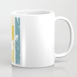 Violin Retro Violinist Gift 70s 80s Fiddle Fiddler Coffee Mug