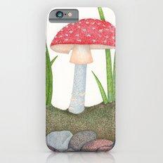 Amanita Muscaria Slim Case iPhone 6s