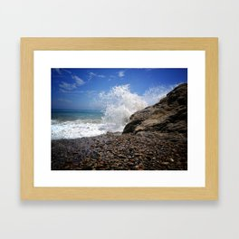 Leo Carrillo Framed Art Print