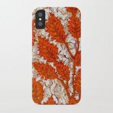 Happy autumn I Slim Case iPhone X