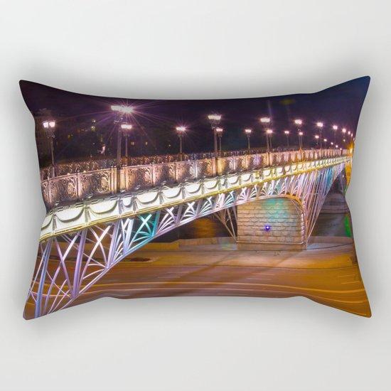 bridge capital Rectangular Pillow