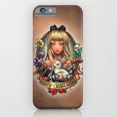 Follow The White Rabbit. Slim Case iPhone 6s