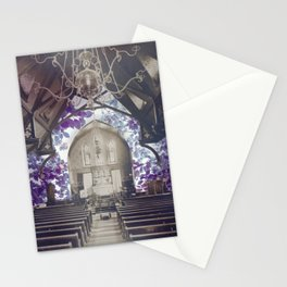 chapel song Stationery Cards