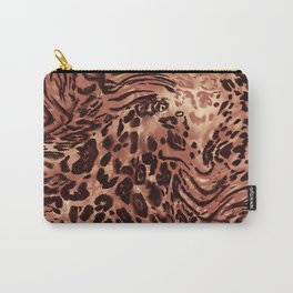ANIMAL SKIN #2 Carry-All Pouch