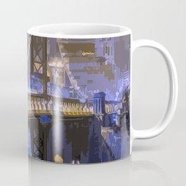 Lights of New York City Coffee Mug