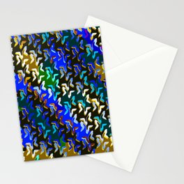 High Heel Pattern Stationery Cards