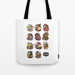 Pugliewatch Collection 2 Tote Bag