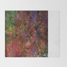 Fabric XII Throw Blanket