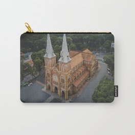Notre-Dame Cathedral Basilica of Saigon Carry-All Pouch