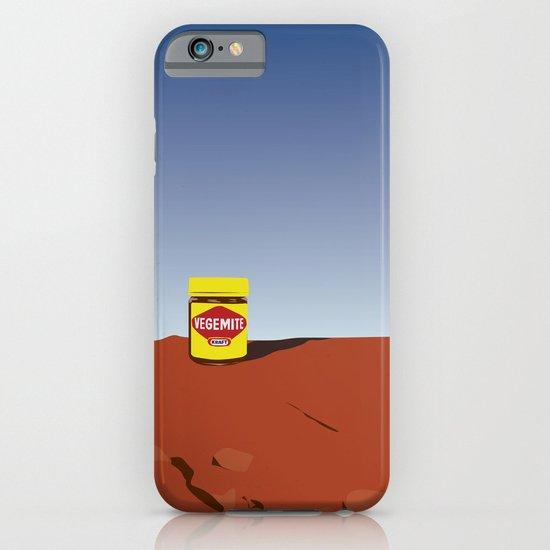 outback vegemite iPhone & iPod Case