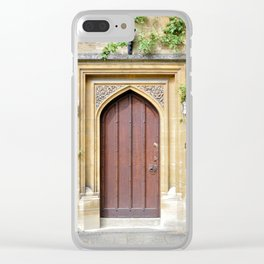 Doors Oxford 2 Clear iPhone Case