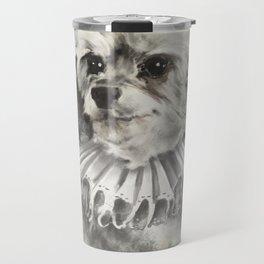 Royal Poodle Travel Mug