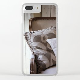 INT 2 Clear iPhone Case