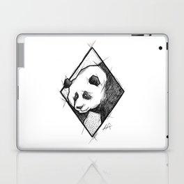 Panda Handmade Drawing, Made in pencil, charcoal and ink, Tattoo Sketch, Tattoo Flash, Sketch Laptop & iPad Skin