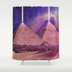 Hipsterland - Egypt Shower Curtain