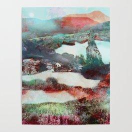 alp scene Poster
