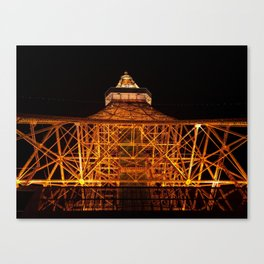 tok.tower Canvas Print