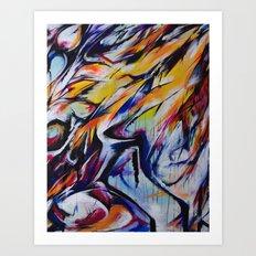 gaiden Art Print