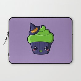 Spooky Cupcake - Wicked Witch Laptop Sleeve
