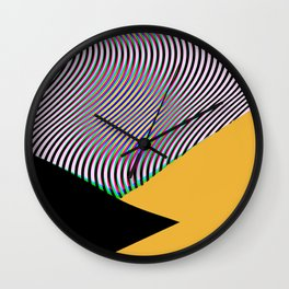 LCDLSD Wall Clock