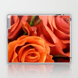 Peach Rose 3 Laptop & iPad Skin