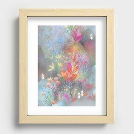 In Bloom Recessed Framed Print