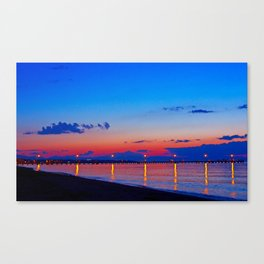 Peraia dream Canvas Print