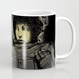 Space Horror Coffee Mug