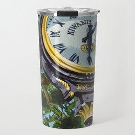 Ellicott City Flood Relief- Clock Travel Mug