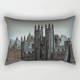 The Mound Edinburgh Rectangular Pillow