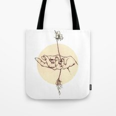 Jesus' Hand Tote Bag