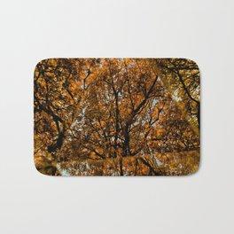 Reflected Tree Bath Mat