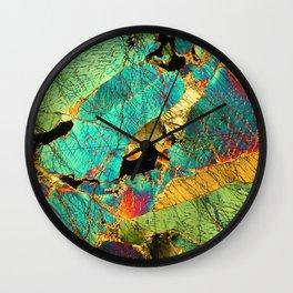 Peridotite Wall Clock