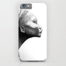 Afro iPhone 6s Slim Case