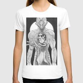 The Antares' Warlord T-shirt