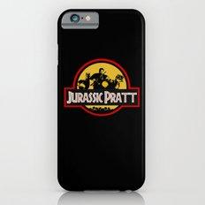 Jurassic Pratt Slim Case iPhone 6s