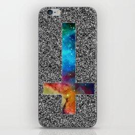 St Peters Galaxy Cross iPhone Skin