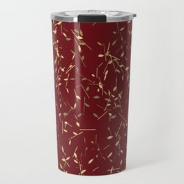 Golden Twigs Travel Mug